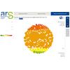 « Data visualisation » des dépenses de santé de la région PACA en dynamique sur les exercices 2011, 2012 et 2013