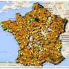 Angles morts - cartographie des accidents de cyclistes