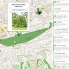 Carte des parcs et des arbres remarquables à Issy-les-Moulineaux