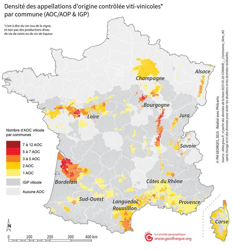 Carte de france regions viticoles the best cart for Region du 59